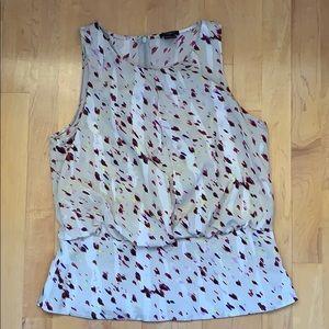 Pattern shirt good option for summer!